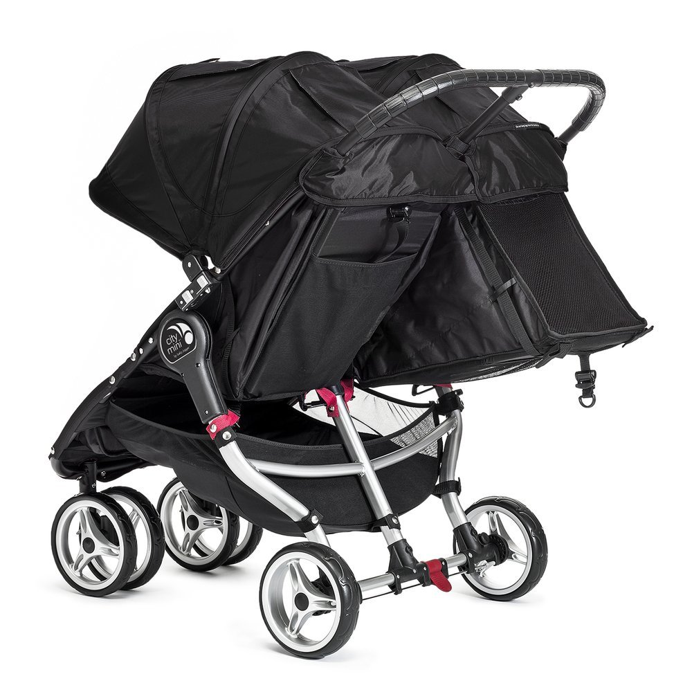 Baby Jogger City Mini Double Buggy (Black)