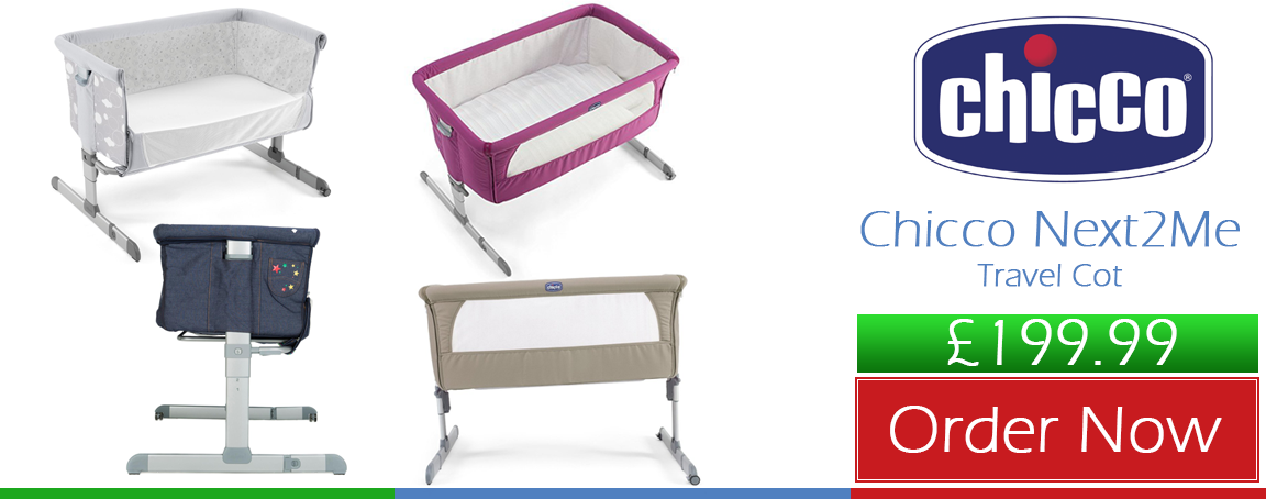 Buy Chicco Next2Me Travel Cot online at the best price. Oyster Imp Switch UK & ROI delivery. Payment plans. Online baby pram store UK.