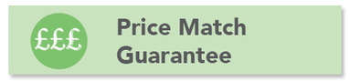 Price match guarantee at Kids Store