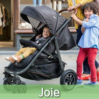 Buy Joie pram stroller travel system baby at Kids Store. Payment plans available. Free UK and ROI shipping.