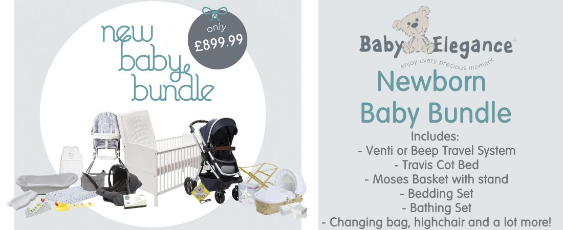 Baby bundles by Baby Elegance. Buy newborn bundles at Kids Store