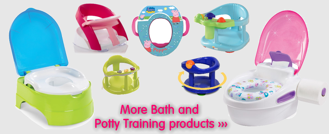 Buy baby bath and protty training online at the best price. Free shipping UK and ROI. Payment plans available