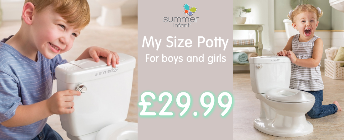Buy Summer infant my size potty online at the best price. Free shipping UK and ROI. Payment plans available
