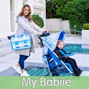 Buy My Babiie MB51 MB02 strollers at Kids Store. Payment plans available. My Babiie Free UK and ROI shipping.