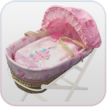 Which best baby moses basket to buy? A parent check list for all newborn baby needs.